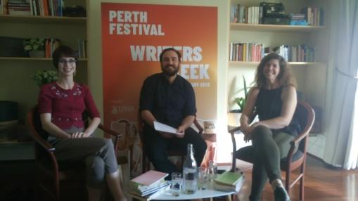 Writers Week The Poets Speak.JPG