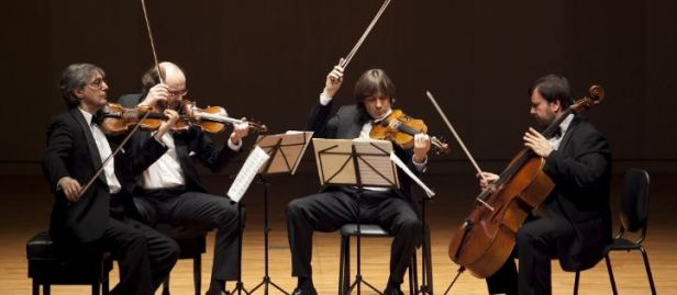 Borodin String Quartet.JPG